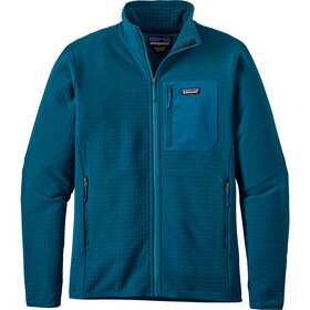 Patagonia R2 TechFace Jacket Herre big sur blue